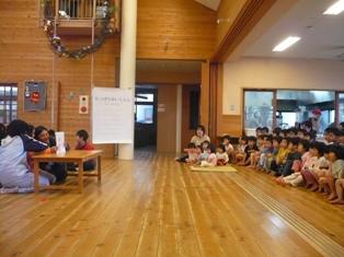桂徳小学校の6年生