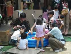 夏祭り2011年5